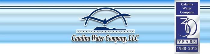Catalina Water - Real Ocean Saltwater
